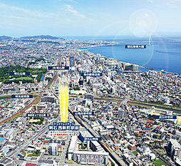 デュオプレステージ明石 西新町駅前プロジェクト