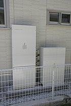 ためる。 太陽光発電や深夜電力などお得な電気を蓄電。