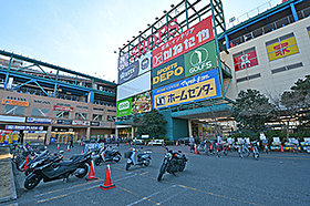 SHOPS市川店 (約930m:徒歩12分)