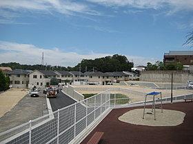 セキュレア奈良東登美ヶ丘II 現地(2016年10月撮影)