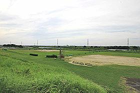 矢作川西尾緑地 (約90m:徒歩2分)