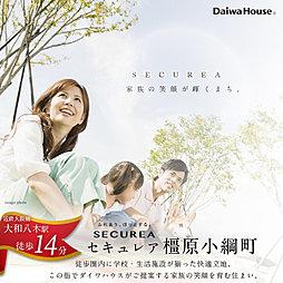 【ダイワハウス】セキュレア橿原小綱町 (建築条件付宅地分譲)