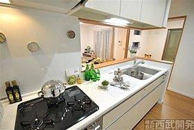 システムキッチン (同仕様) 「家具等は含まれません」