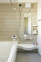 モデルハウス 浴室