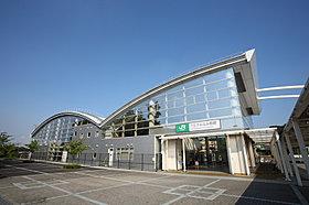 1997年に開業した八王子みなみ野駅。