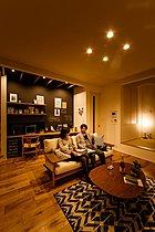 1号棟モデルハウス(平成28年11月撮影)