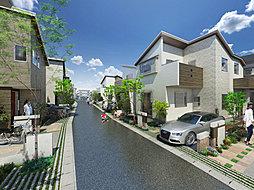 ポラスの分譲住宅 (仮称)ポラス市川プロジェクト【自然×都市型...