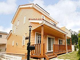 オレゴンの家(オレゴンハウス)施工例