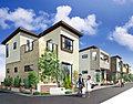 ポラスの分譲住宅 Casa Forestaこだちのまち越谷南町 プロムナード街区