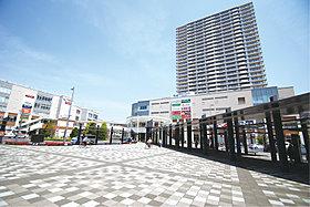越谷ツインシティ Aシティ…徒歩10分(750m)