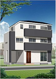 「東中野」駅徒歩3分 大型5LDKの家 全2棟