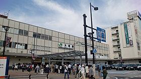 JR[大宮駅」 大きな商業施設が整ってます