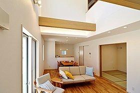太陽光発電6.62KW搭載で光熱費0住宅です