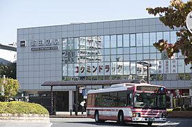 近鉄京都線 新田辺駅