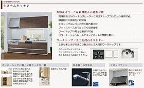 調理器具はIHクッキングヒーターとガラストップコンロから。