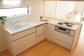 当社施工例「クリアブライトコート寝屋川」 キッチン