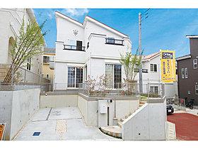 【6号棟外観】・・・おしゃれなプロヴァンス風住宅!