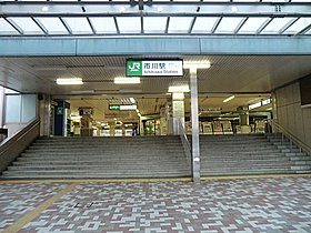 ◆JR総武線「市川」駅・・・徒歩11分