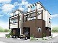 さいたま市南区内谷6丁目 新築分譲住宅 全2棟