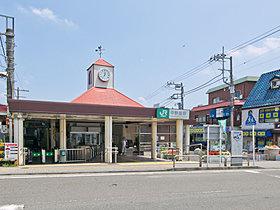 南武線「中野島」駅まで徒歩13分