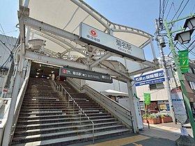 渋谷まで20分、都心へのアクセス良好な「菊名」駅まで徒歩7分