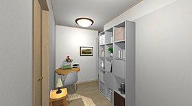 ■37号棟は玄関収納のカラーセレクトも可能です。