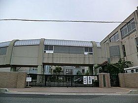 さいたま市立与野南中学校まで1100m