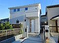 町田駅、徒歩18分の新築分譲、収納豊富でルーフバルコニー付き住宅。