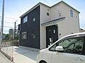 JR横浜線 古淵駅 平坦13分 全8棟の開発分譲地 全棟駐車2台 ユニバーサル1課