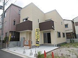 大阪市住之江区泉1丁目 新築一戸建て 全3区画