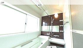浴室喚起乾燥暖房機付!!
