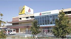 大型ショッピングモール「ピオニウォーク東松山」