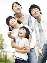 家族の成長をあたたかく見守る、子育て世代応援団地!