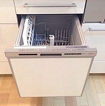 ◆お片付け便利な食洗機完備で忙しい家事をお助け!※同仕様写真