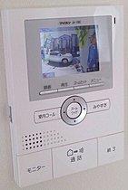 ◆録画機能付で留守中の訪問者もチェック出来る!※同仕様写真