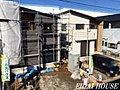 【永大グループ施工】カースペース2台可能/陽当り良好/草加市原町 2棟 新築分譲住宅