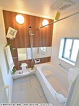 5号棟浴室写真 【グリーンプレイス武蔵境】