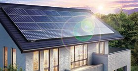 全戸太陽光発電システム搭載