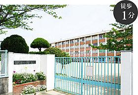 国松緑丘小学校まで22m