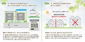 建物高さ10m以内、陽当たりの良さを守ります。