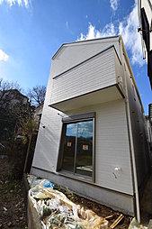 元住吉駅徒歩圏の新築戸建3480万円。