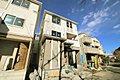 【フォレストタウン菅生4丁目2期全4棟】 平瀬川沿いの南道路 成建エコ住宅