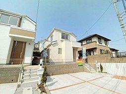【カースペース並列2台・新築分譲住宅2階建て】 和室の有る大型...