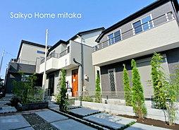 小金井市前原町4丁目 新築分譲住宅 全3棟