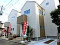 世田谷区祖師谷6丁目 新築分譲住宅 全2棟
