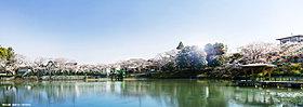 ■神丘公園(徒歩2分・約160m)