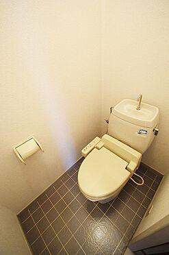 アパート-千葉市花見川区千種町 人気設備のウォッシュレット付き。