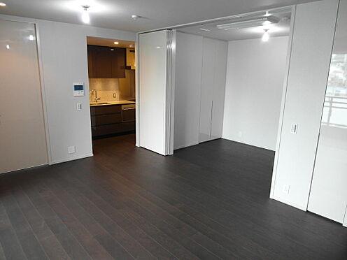 マンション(建物一部)-港区西麻布4丁目 居間