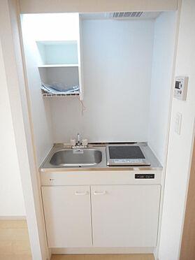 アパート-江戸川区松島2丁目 キッチン(施工例)