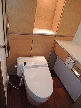 マンション(建物一部)-横浜市神奈川区金港町 トイレ